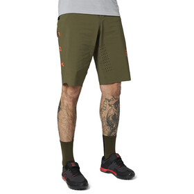 Fox Flexair No Liner Shorts Herren oliv